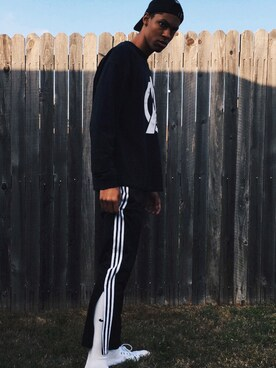 (adidas) using this ray marshall looks
