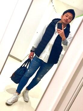 yusukeさんの(G-Shock|ジーショック)を使ったコーディネート
