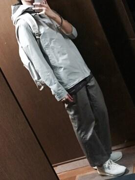 みっくんさんの(ONITSUKA TIGER|オニツカタイガー)を使ったコーディネート