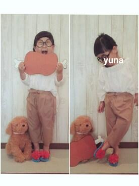 nina ☺ yunaさんの(Birthday|バースデイ)を使ったコーディネート