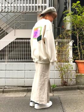 MIDWEST TOKYO WOMEN iha yumenoさんの(KIJIMA TAKAYUKI キジマ タカユキ)を使ったコーディネート