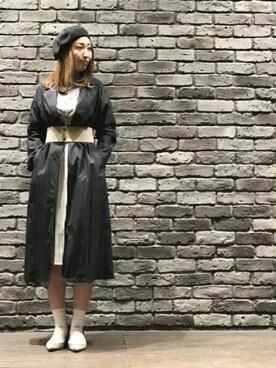 LOVELESS心斎橋 nakagawaさんの(muller of yoshiokubo ミュラー オブ ヨシオクボ)を使ったコーディネート