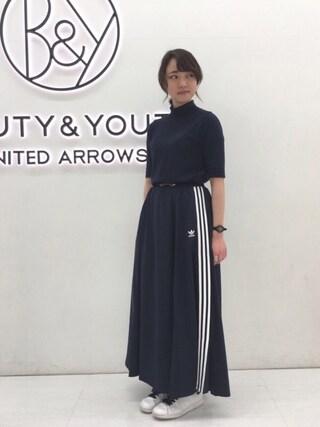 BEAUTY&YOUTH UNITED ARROWS|Seina Yamanamiさんの(BEAUTY&YOUTH UNITED ARROWS|ビューティアンドユースユナイテッドアローズ)を使ったコーディネート