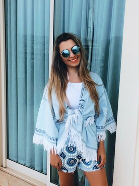 (FOREVER 21) using this Isadora Mendes Tayar looks