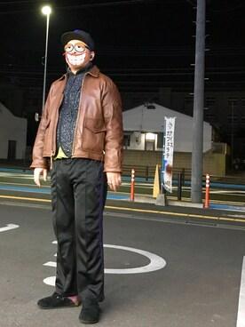 gottusoさんの(Needles Sportswear ニードルス スポーツウェア)を使ったコーディネート
