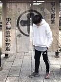 「adidas 'Tiro 15' Slim Fit CLIMACOOL® Training Pants(adidas)」 using this ⚡︎⚡︎︎S.R⚡︎⚡︎ looks