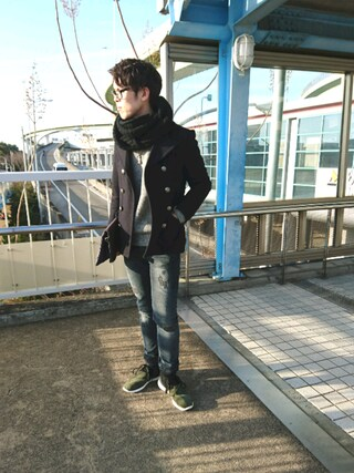 (Nudie Jeans) using this あっくん looks