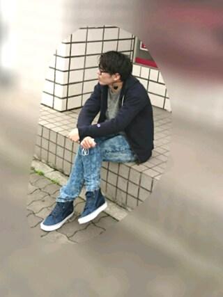 (VANS) using this あっくん looks