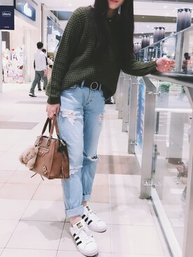 (FOREVER 21) using this Ga  looks