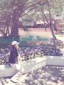 ゆ☆うさんの「FLミニショルダーBAG 743265(LOWRYS FARM|ローリーズ ファーム)」を使ったコーディネート