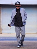 「RAY-BAN Sunglasses(Ray-Ban)」 using this とちお looks