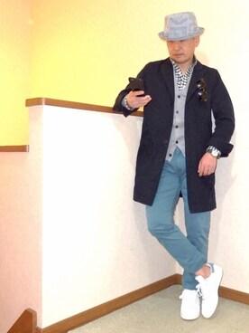 SAT-TUNさんの(ikka イッカ)を使ったコーディネート