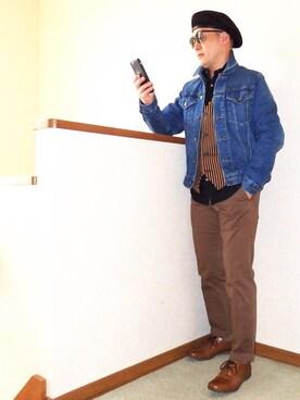 SAT-TUNさんの(WEGO|ウィゴー)を使ったコーディネート