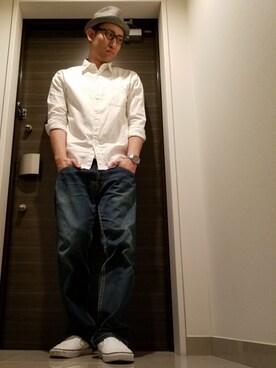 Takumi Endoさんの(ユニクロ|ユニクロ)を使ったコーディネート