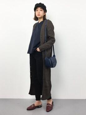 ZOZOTOWN|mihiroさんの(PLAIN CLOTHING|プレーンクロージング)を使ったコーディネート