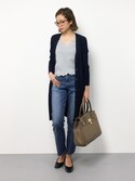 mihiroさんの「【再入荷】フロントキーハンドバッグ【PLAIN CLOTHING】(PLAIN CLOTHING|プレーンクロージング)」を使ったコーディネート