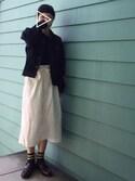まいこさんの「【前髪ウィッグ】サイド付タイプ(Linea storia|リネアストリア)」を使ったコーディネート