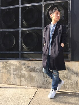 HYSTERIC GLAMOUR名古屋店|RYUさんの(HYSTERIC GLAMOUR|ヒステリックグラマー)を使ったコーディネート