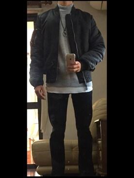 かずきさんの(adidas|アディダス)を使ったコーディネート