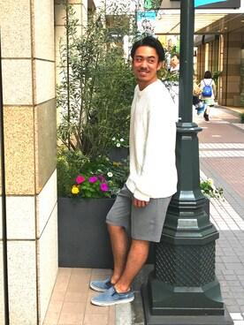 DIESEL コピス吉祥寺|MATSUMOTOさんの(DIESEL|ディーゼル)を使ったコーディネート