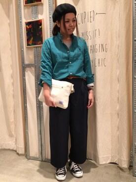coen広島祇園店|iku_miさんの(coen|コーエン)を使ったコーディネート