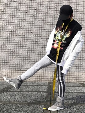 ひろしさんの(adidas originals|アディダスオリジナルス)を使ったコーディネート