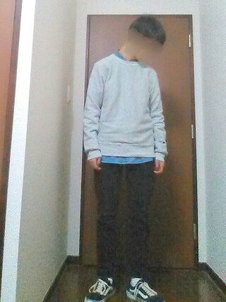 【daiki】さんの「(GU)デニムウェスタンシャツ(長袖)(GU|ジーユー)」を使ったコーディネート