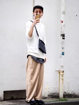 Lui's ルミネマン渋谷店|あらいさんの(iTTi|イッチ)を使ったコーディネート