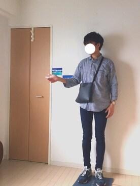 Akihiro   Mikamiさんのコーディネート