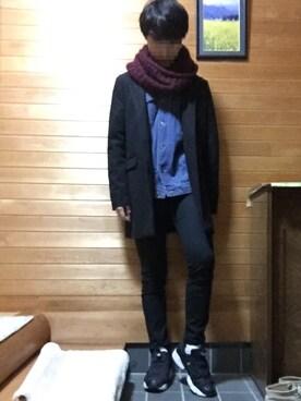 髪東さんの「【REEBOK】 INSTAPUMP FURY(Reebok|リーボック)」を使ったコーディネート