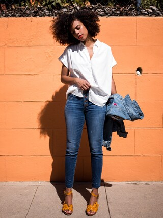 (madewell) using this Grasie Mercedes looks