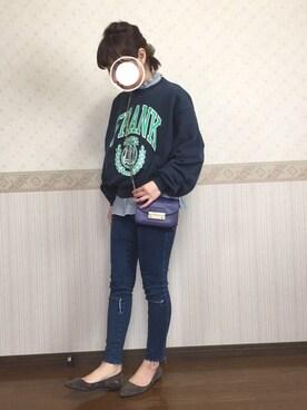 ✩ua✩さんの(PLAIN CLOTHING|プレーンクロージング)を使ったコーディネート