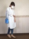 ✩ua✩さんの「フェイクファーヘアゴム【PLAIN CLOTHING】(PLAIN CLOTHING|プレーンクロージング)」を使ったコーディネート