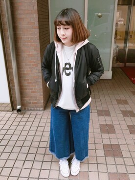 (CONVERSE) using this えん looks