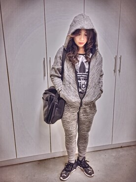 (adidas) using this J-Lin looks