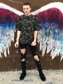 「Women's Puma By Rihanna 'Creeper' Sneaker (Women)(Puma)」 using this Christos Shaw looks