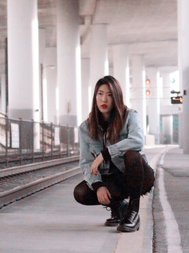 (Brandy Melville) using this Teresa Lai looks
