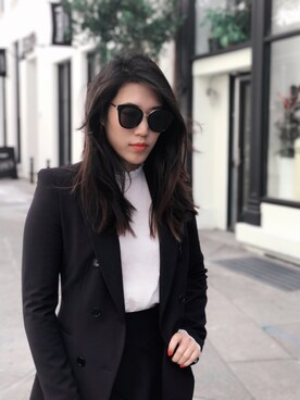 (ZARA WOMAN) using this Teresa Lai looks