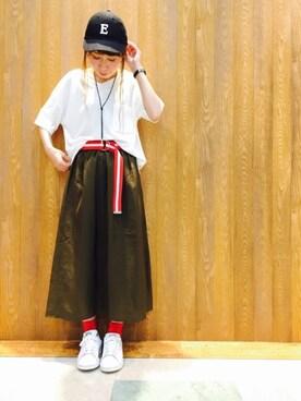 SHOO・LA・RUE|Maaakiさんの(DRESKIP|ドレスキップ)を使ったコーディネート