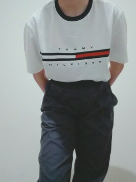 (TOMMY HILFIGER) using this Nadine looks