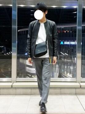 キトさんの(UNITED TOKYO|ユナイテッドトウキョウ)を使ったコーディネート
