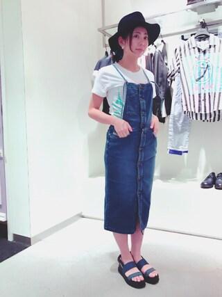 (DIESEL) using this DIESEL 福岡 mayoooo85 looks