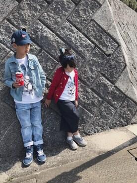 (DIESEL KIDS) using this DIESEL 福岡|mayoooo85 looks