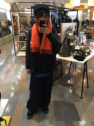 「14AW(LAD MUSICIAN)」 using this 寺田イス銀河 looks