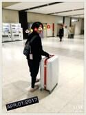 (ひ・∀・)<ひなぴさんの「【innovator】スーツケース 90L(innovator|イノベーター)」を使ったコーディネート