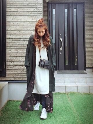 Chinatsu♡さんの(H&M|ヘンネスアンドモーリッツ)を使ったコーディネート