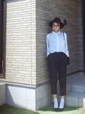 Chinatsu♡さんの「MADISON/マディソン クロスボディ(MARC JACOBS|マークジェイコブス)」を使ったコーディネート