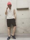 Ryo=͟͟͞͞➳❥さんの(PUMA|ヘルス)を使ったコーディネート