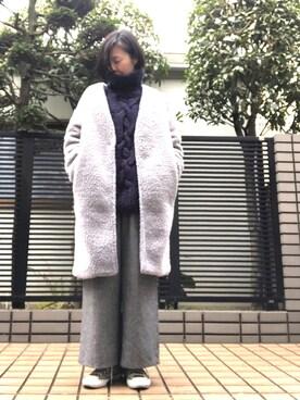 園崎未恵 Sonozaki Mieさんのコーディネート