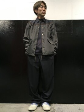 MIDWEST TOKYO MEN|MIDWEST江口貴康さんの(kolor|カラー)を使ったコーディネート